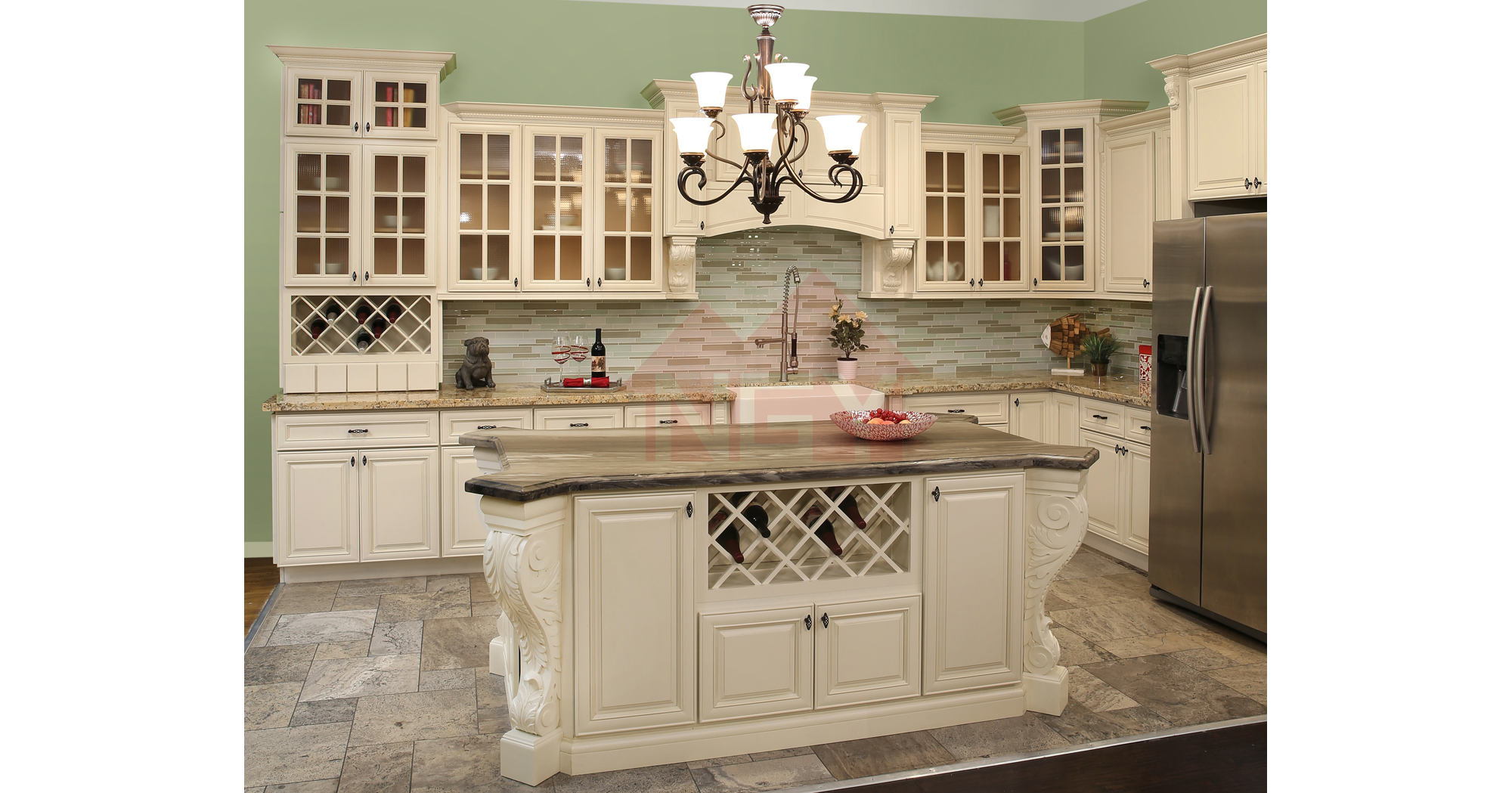 NGY Stones  Cabinets Inc  All Products  Kitchen