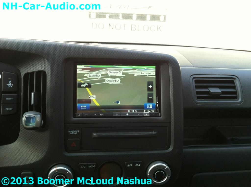 Honda Ridgeline Audio Systems Electronics Caridcom