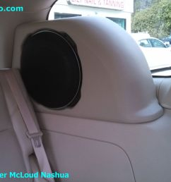 cadillac escalade factory matched subwoofer enclosure ford expedition  [ 1200 x 776 Pixel ]