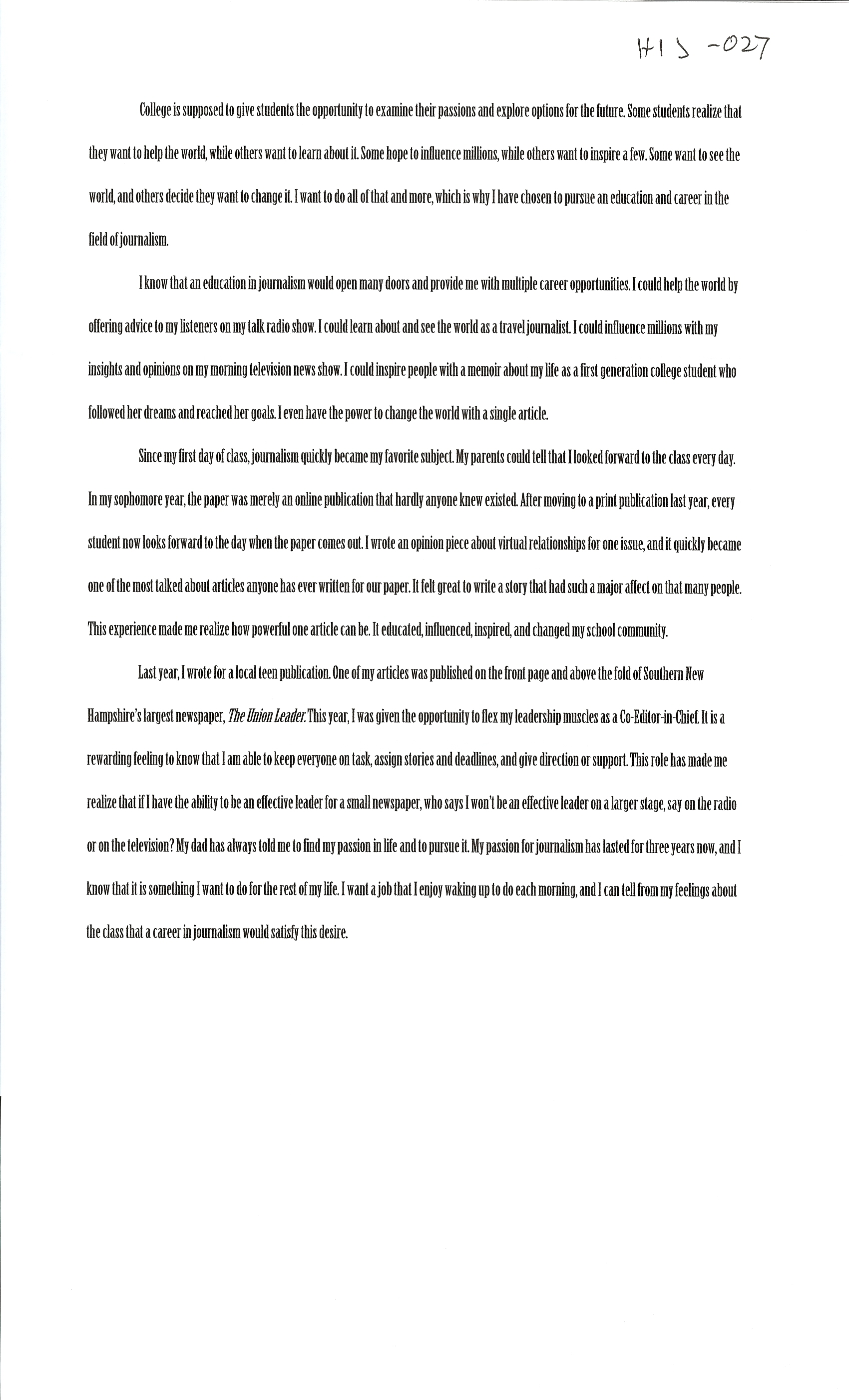 Interview Essay Format How To Write An Interview Essay Steps