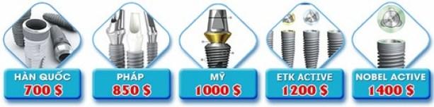 trong rang implant gia re la bao nhieu 6 - Trồng răng implant loại nào rẻ nhất hiện nay?