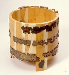 "The Late Iron Age ""bucket"" from the Califonia chieftain's burial"