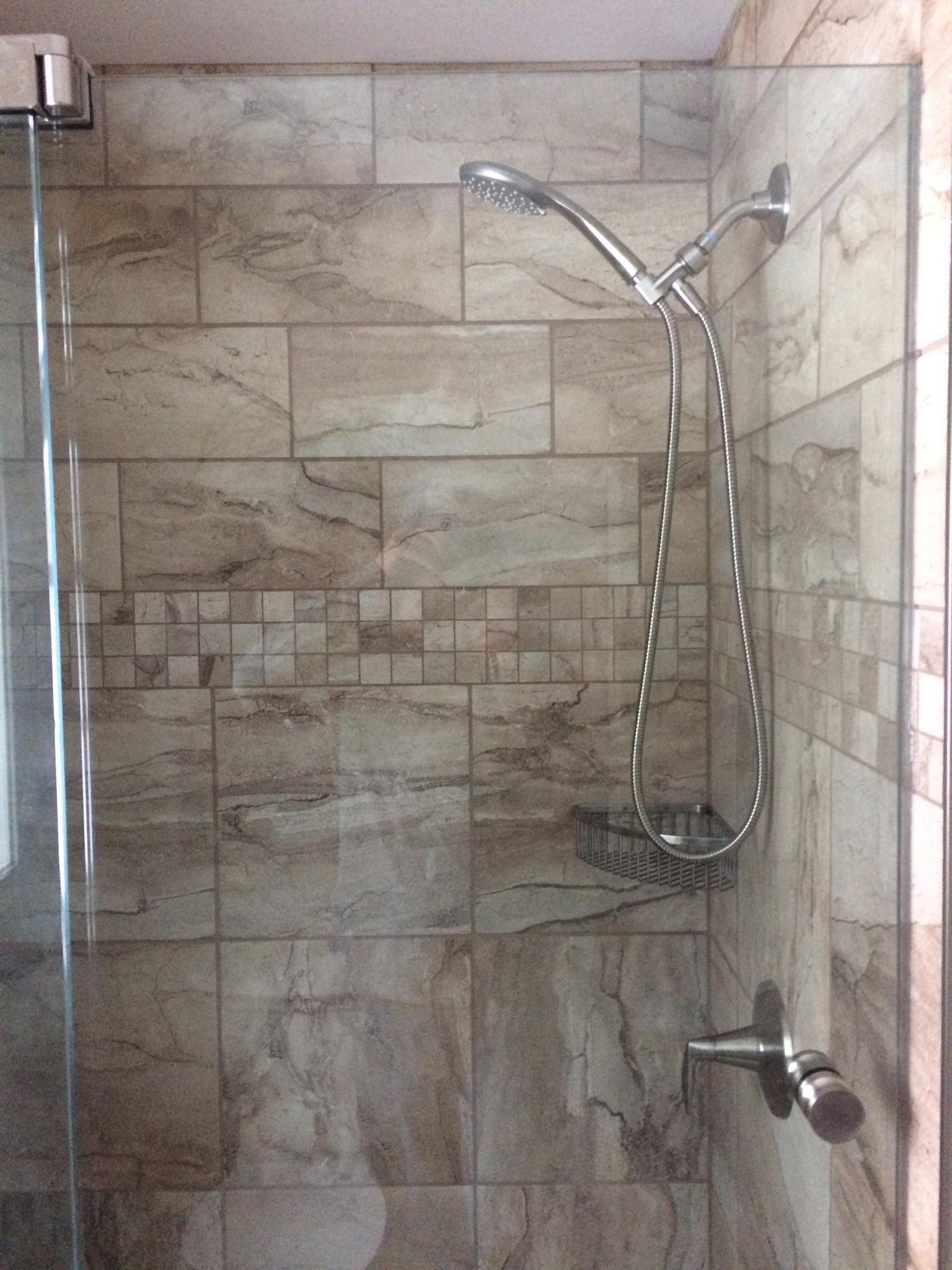 basco rhoda pivot door nh bath builders