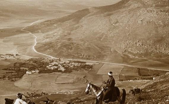 Mt. Gerizim