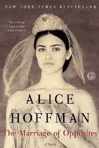 Alice Hoffman - The Marriage of Opposites Book Cover