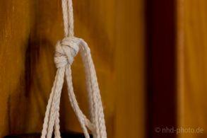 Knoten im Seil