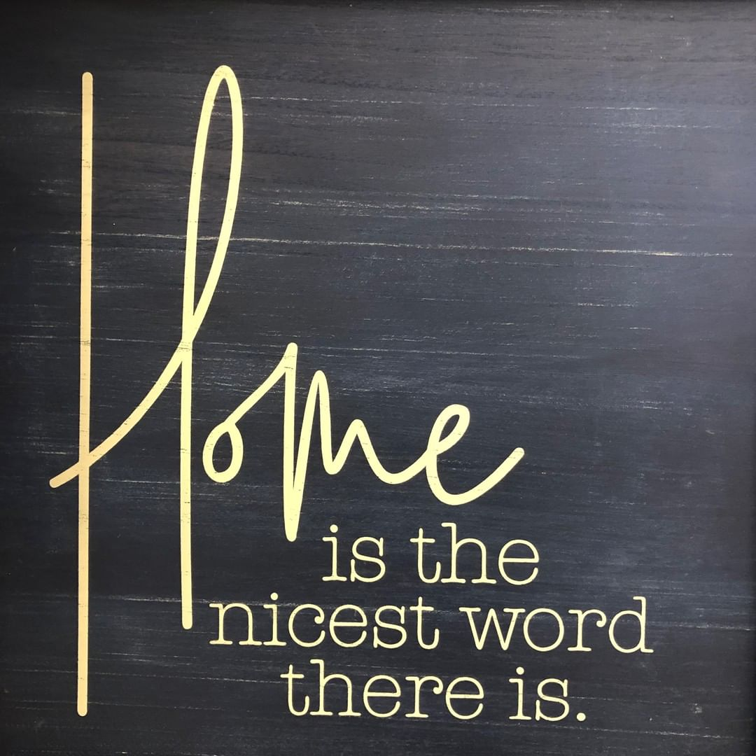 Home really IS a very nice word. How can we help you find your #perfecthome in #GrandJunction? When you work with a boutique brokerage, you get personal service and access to all of the REALTOR's in the MLS system – not just within one office. Call us today to find your next home!⁣ ⁣ #grandjunctionrealestate #homesweethome #homedecor #realestateagency #homebuyers #homeownership #home #goodtobehome #findyourhome #realtor #realestate #newhome