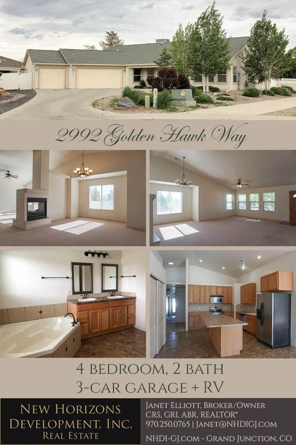 2992 Golden Hawk Drive, Grand Junction, CO