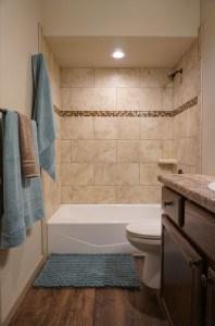 Hall bath in 170 Night Hawk Drive