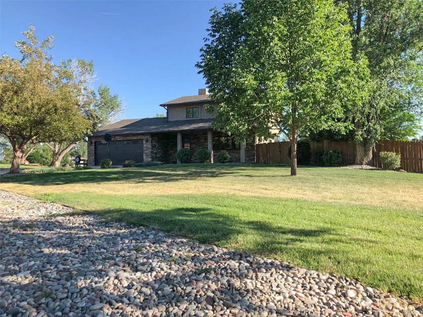 2575 Young Court - 3 bed 2 bath home on 1/2 acre in North Grand Junction