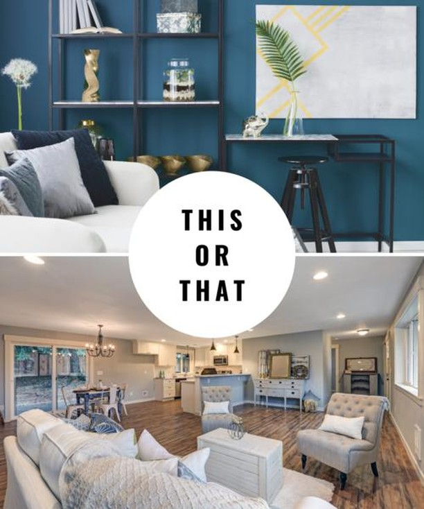 Do you prefer bold colors in your home, or do you like neutral?