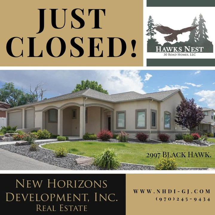 This is what can happen when your friends bring you to an open house in their neighborhood…   We listed their home, and wrote an offer on this one, and we just closed!  Welcome to Hawks Nest!