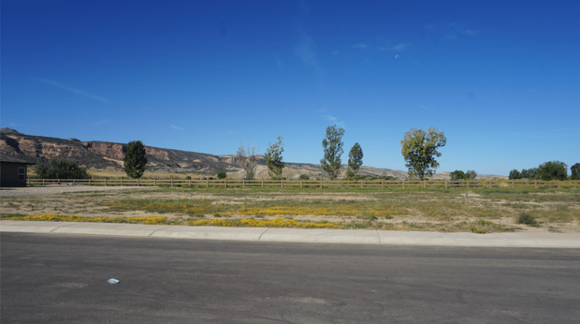 1325 Fairway Drive is a 0.35 acre vacant lot in Fruita, CO