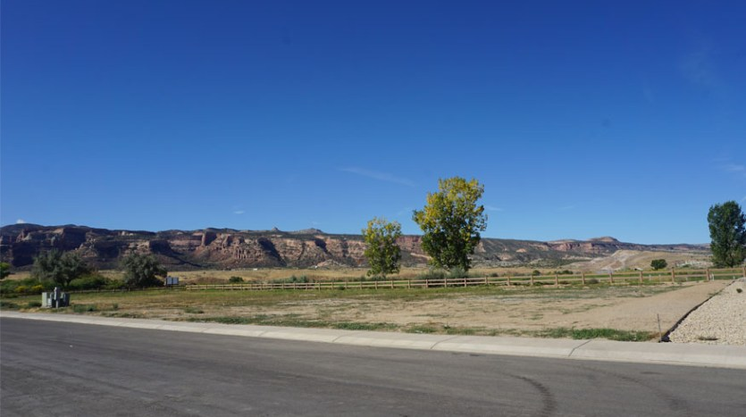 1369 Fairway Drive has a beautiful view of the Colorado National Monument