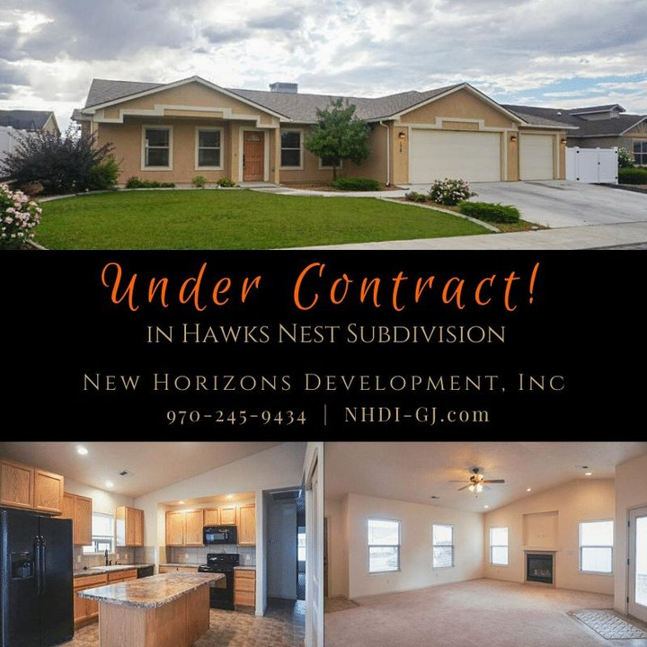 175 Winter Hawk Drive is under contract!⁣ ⁣ If you are looking for a 3-bedroom home in Hawks Nest, we have 2 left. Give us a call to take a look!⁣ ⁣ Listed by:⁣ Janet Elliott⁣ 970-250-0765⁣ ⁣ 𝐍𝐞𝐰 𝐇𝐨𝐫𝐢𝐳𝐨𝐧𝐬 𝐃𝐞𝐯𝐞𝐥𝐨𝐩𝐦𝐞𝐧𝐭, 𝐈𝐧𝐜.⁣ 𝟗𝟕𝟎-𝟐𝟒𝟓-𝟗𝟒𝟑𝟒 | 𝘐𝘯𝘧𝘰@𝘕𝘏𝘋𝘐𝘎𝘑.𝘤𝘰𝘮