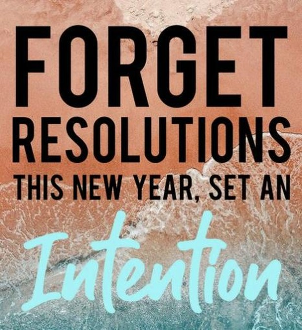 Happy New Year! 2020 is here!⁣ ⁣ Each day is a fresh new start, a blank slate, and a chance to improve.⁣ ⁣ What are some of your intentions for 2020? Please share below!⁣ ⁣ #intention #beintentional #forgetresolutions #2020 #happynewyear #newyearnewyou
