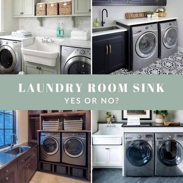 Laundry room sinks were once considered a luxury item, but they are become much more common.  Which sink is your favorite?  𝐍𝐞𝐰 𝐇𝐨𝐫𝐢𝐳𝐨𝐧𝐬 𝐃𝐞𝐯𝐞𝐥𝐨𝐩𝐦𝐞𝐧𝐭, 𝐈𝐧𝐜. 𝟗𝟕𝟎-𝟗𝟖𝟓-𝟗𝟒𝟑𝟐 |  𝐈𝐧𝐟𝐨@𝐍𝐇𝐃𝐈𝐆𝐉.𝐜𝐨𝐦