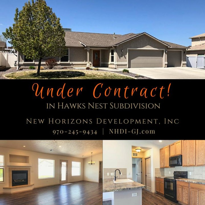 183 Winter Hawk Dr is under contract!