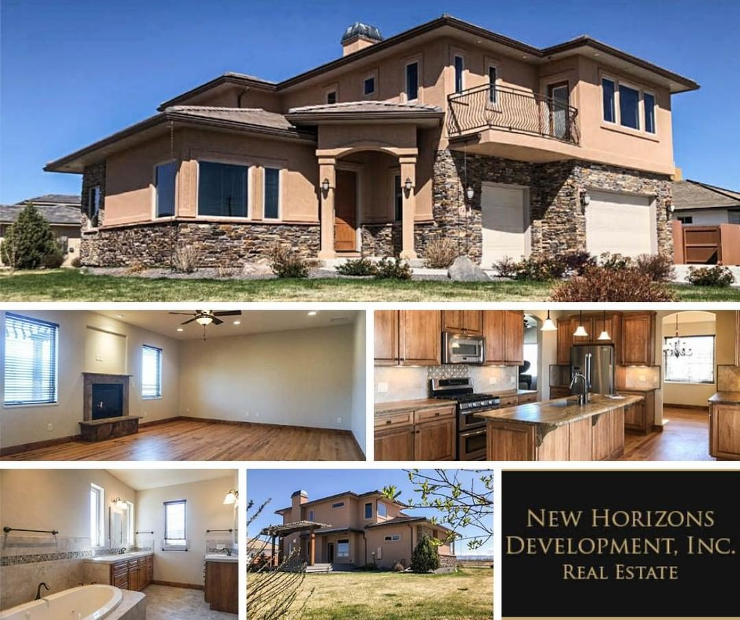 This gorgeous 4 bedroom, 2.5 bath home in Adobe Falls has upgrades throughout! Natural stone countertops, solid hickory flooring, alder soft-close cabinetry, an amazing master suite with a jetted tub and multi-head shower, and more!⁣ ⁣ Call us today to view this luxury home in Fruita!⁣ ⁣ 𝐉𝐚𝐧𝐞𝐭 – 𝟗𝟕𝟎-𝟐𝟓𝟎-𝟎𝟕𝟔𝟓⁣ 𝐉𝐞𝐧𝐧𝐢𝐟𝐞𝐫 – 𝟗𝟕𝟎-𝟗𝟖𝟓-𝟗𝟒𝟑𝟐⁣ ⁣ 𝘓𝘪𝘴𝘵𝘦𝘥 𝘣𝘺:⁣ 𝘑𝘢𝘯𝘦𝘵 𝘌𝘭𝘭𝘪𝘰𝘵𝘵, 𝘉𝘳𝘰𝘬𝘦𝘳/
