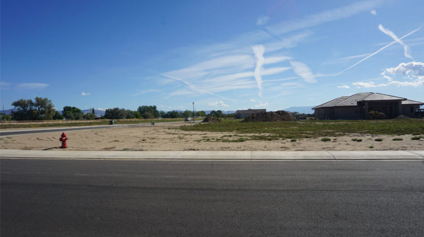 1210 Fairway Drive, Fruita is a 0.31 acre vacant building lot located in Adobe Falls Subdivision.