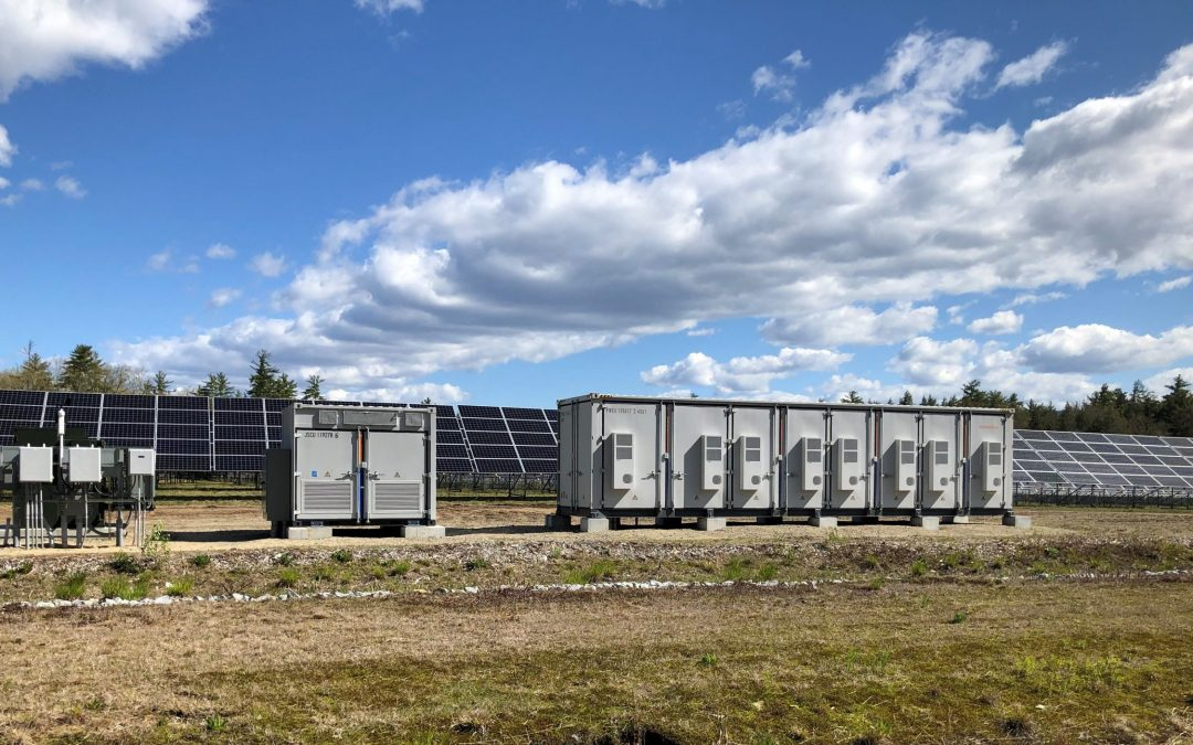 NHEC, ENGIE Announce Completion of Battery Storage Project