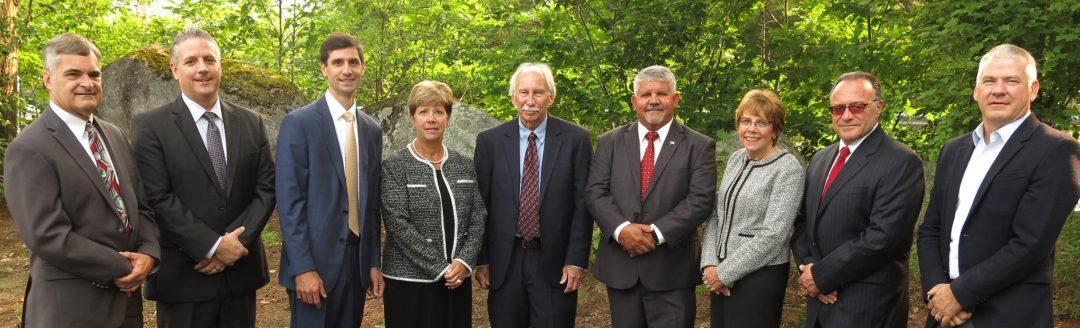 Photo of the Executive Team