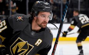 Mark Stone nomeado capitão do Vegas Golden Knights