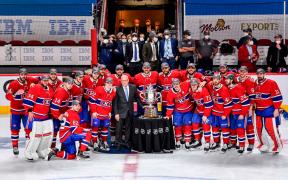 Montreal Canadiens se classifica para a final