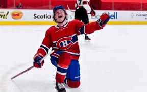 Montreal Canadiens e Winnipeg Jets no segundo round