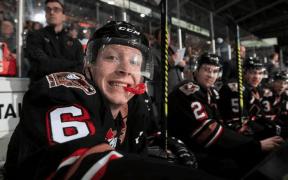 Luke Prokop é o primeiro jogador sob contrato na NHL a publicamente se assumir homossexual