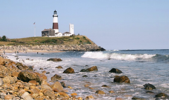 Lighthouse - New England coast
