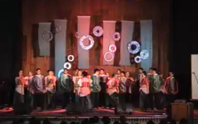 Sa Kabukiran Medley (UPCC)