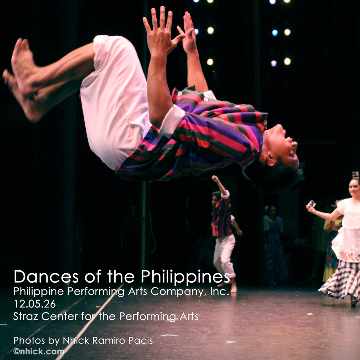 Dances of the Philippines