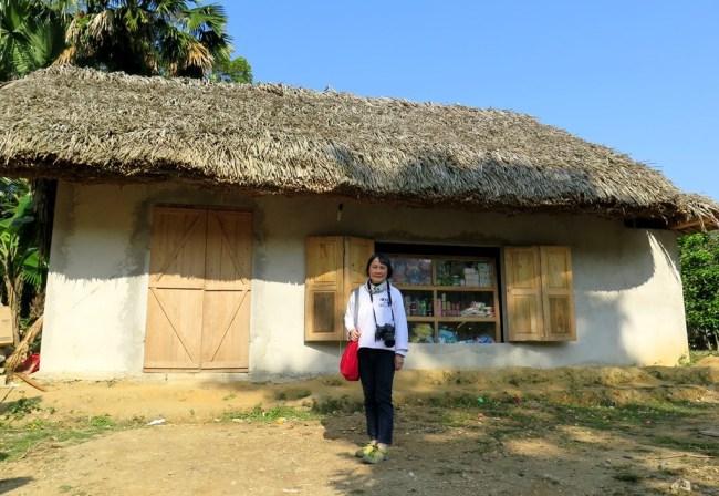 Bản làng Tiến Thắng – Mai. Photo: Tien