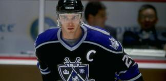Luc Robitaille July 24 NHL History