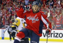 Andre Burakovsky signs contract extension
