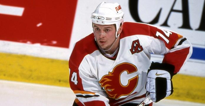 Theo Fleury February 10 NHL History
