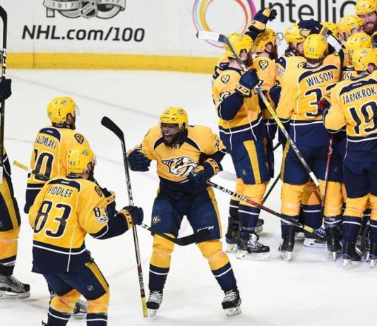 Nashville Predators NHL trade rumors August 20, 2018