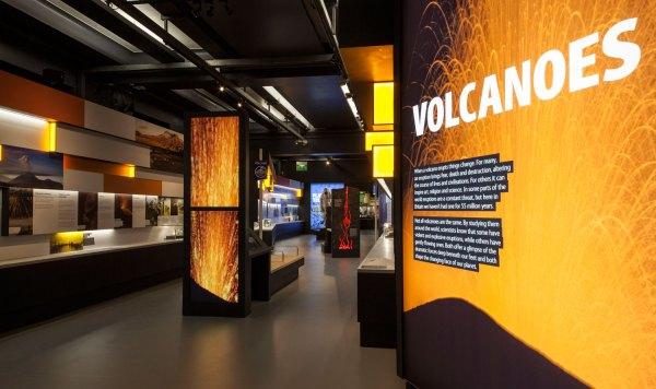 Natureplus ' Museum Volcanoes And