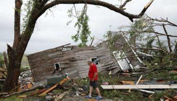 tornado disaster AP