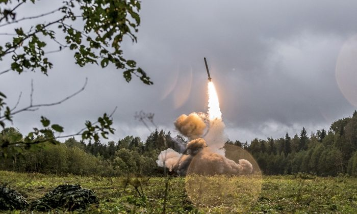 Balistic Missile Tests 700x420