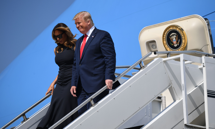 pres first lady