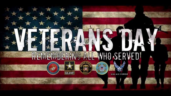 thank you to all who served