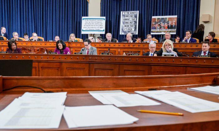 desk in committee hearing 700x420