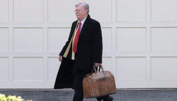 john bolton classified information leak