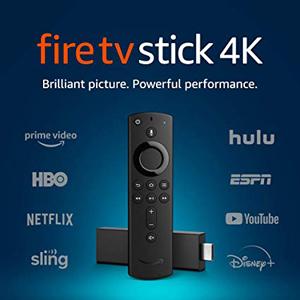 Amazon firetv stick 4K