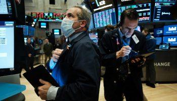 stock futures limit down