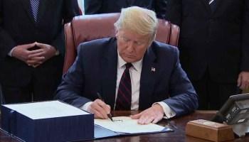 trump sign bill