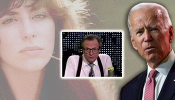 Biden Tara Reade Larry King 2