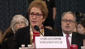 State Department emails indicate Yovanovitch met with Burisma rep, despite testimony